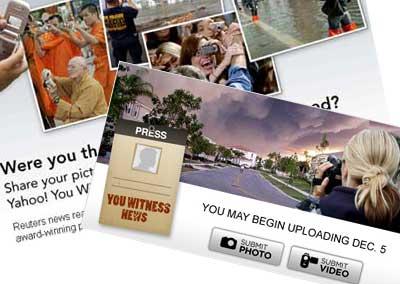 Yahoo Reuters Periodismo Ciudadano