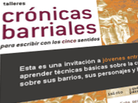 Crónicas Barriales