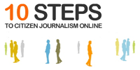 10 Steps to Citizen Journalism Online