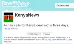 Kenia news